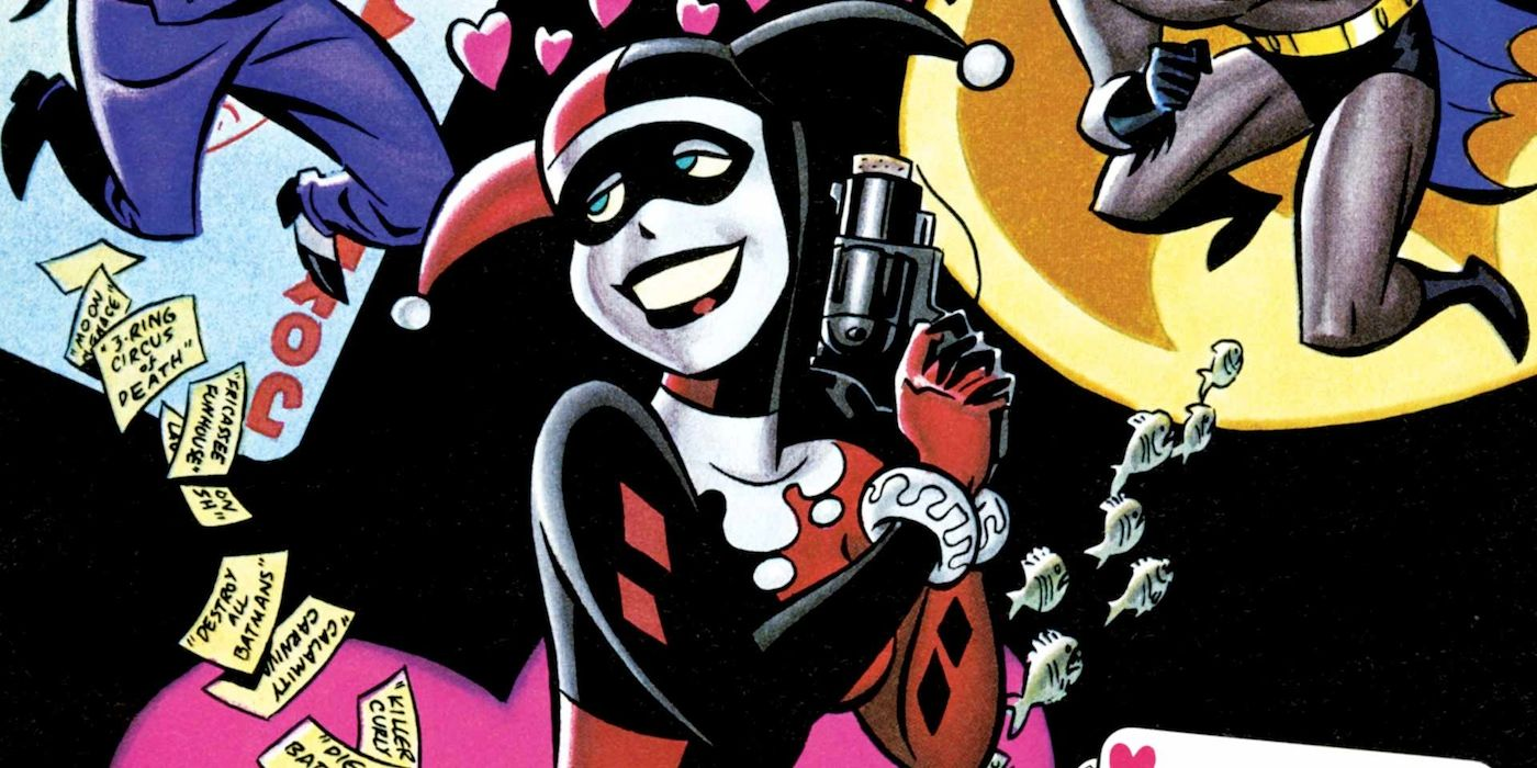 15 Most WTF Things Harley Quinn Has Ever Done | ScreenRant