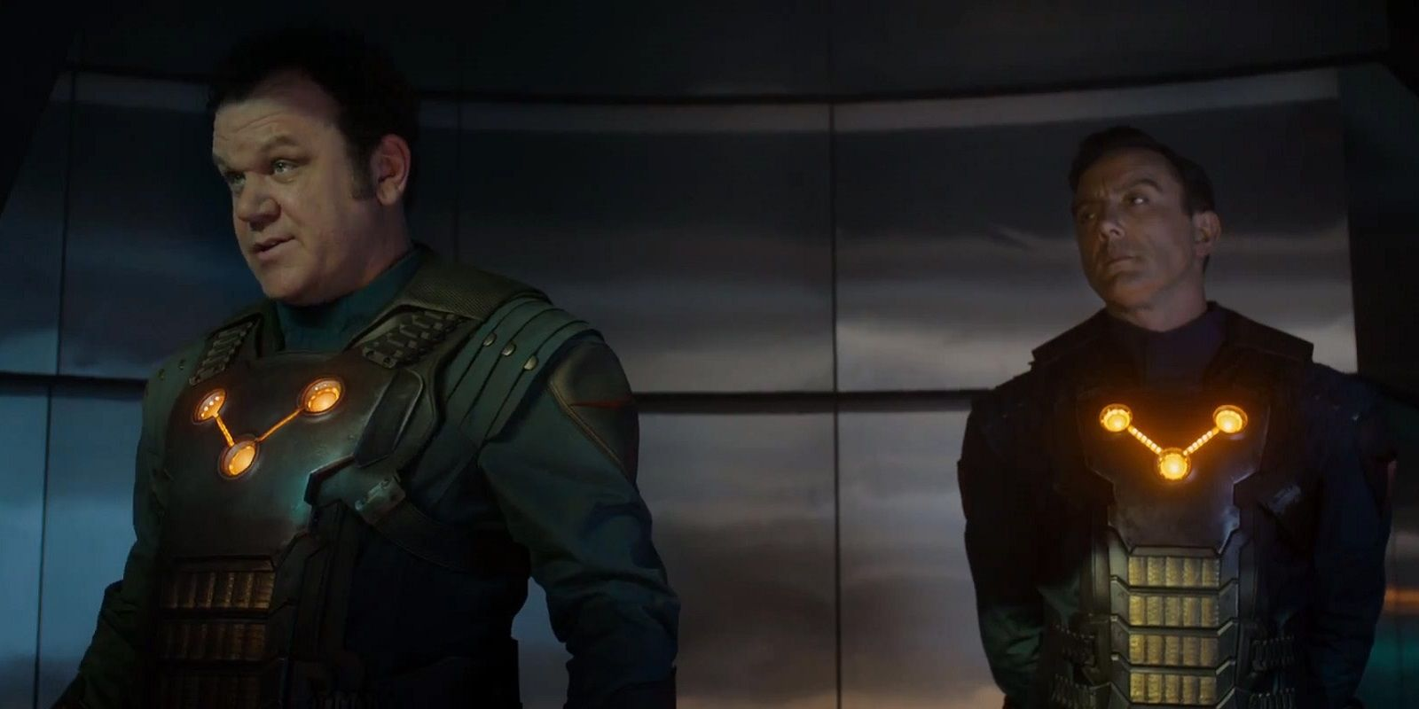 When MCU replaced Nova Corps by an unrecognizable army in Guardians of the Galaxy