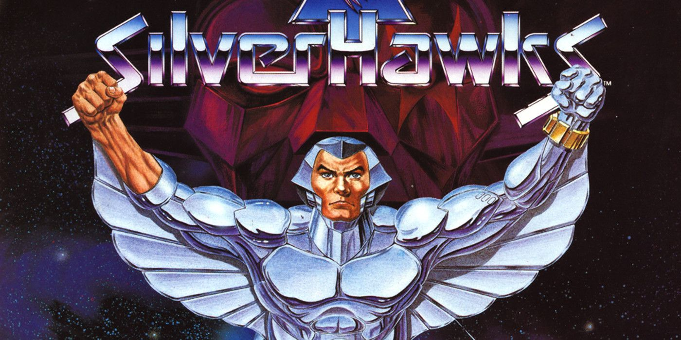 Silverhawks Revival In The Works   Screen Rant