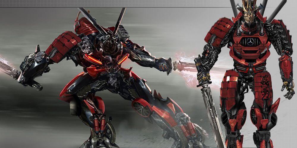 Transformers 5 Drifts Robot Mode Revealed Screenrant