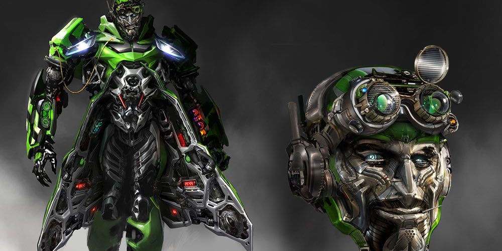 Transformers 5 Brings Back A Familiar Crosshairs Screenrant