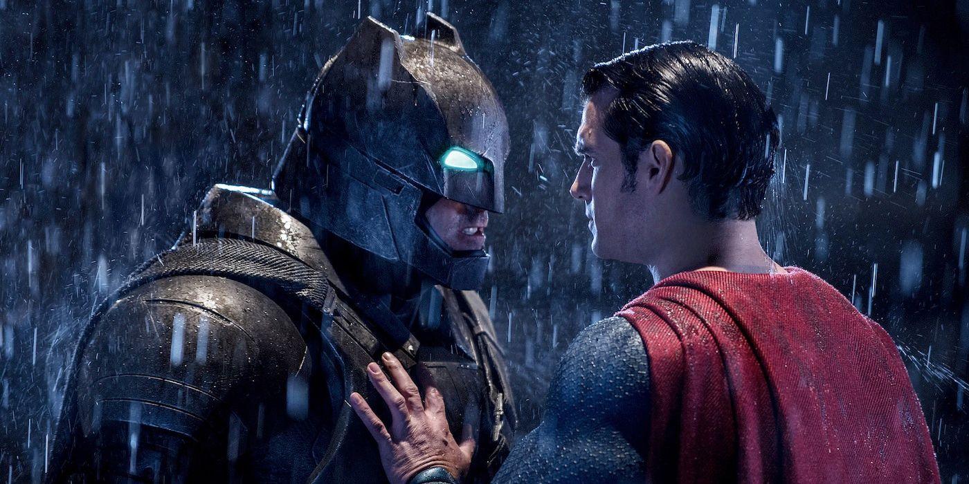 Henry Cavill: Batman V Superman is a Batman (Not Superman) Movie