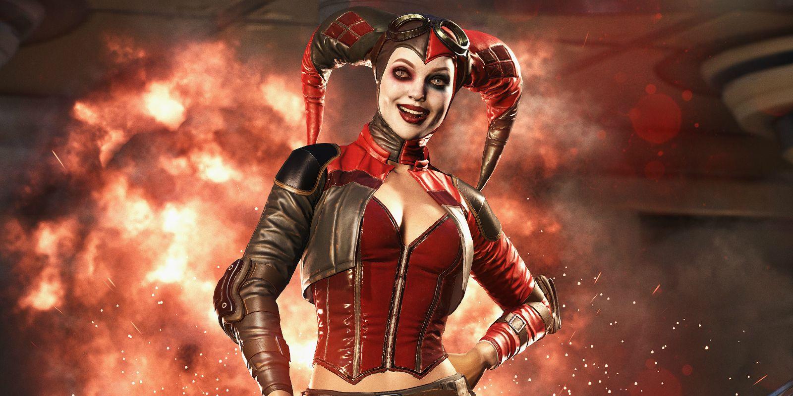 Gamescom 2016: Harley Quinn & Deadshot Confirmed For