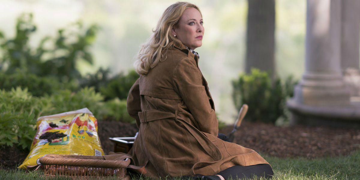 Swamp Thing Casts Virginia Madsen As Maria Sunderland