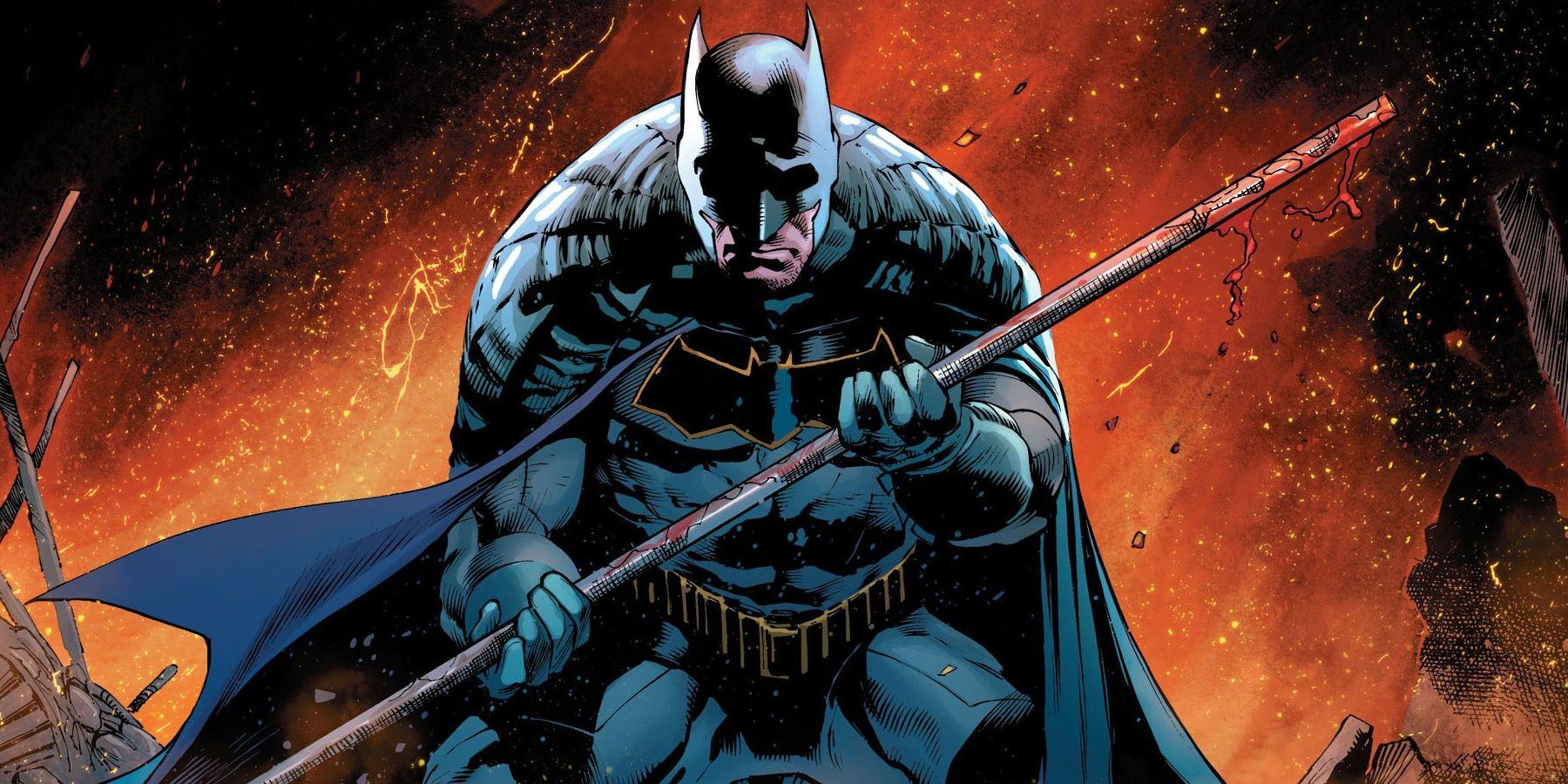 Batman Rebirth: Another Robin Falls | ScreenRant