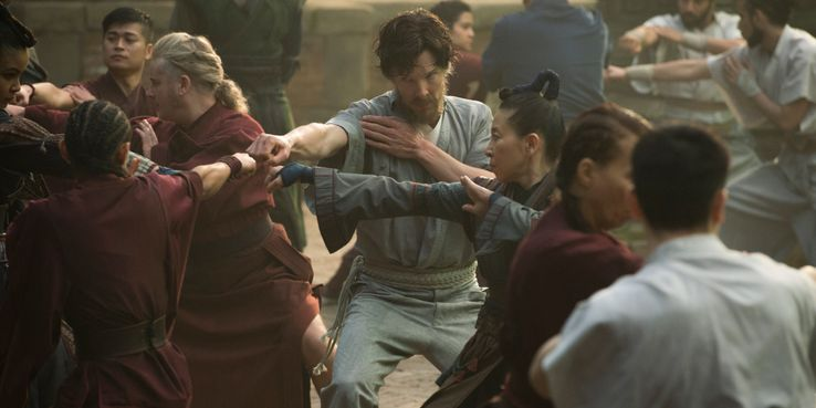 Scott Derrickson Talks Doctor Strange and Hopeful MCU Future