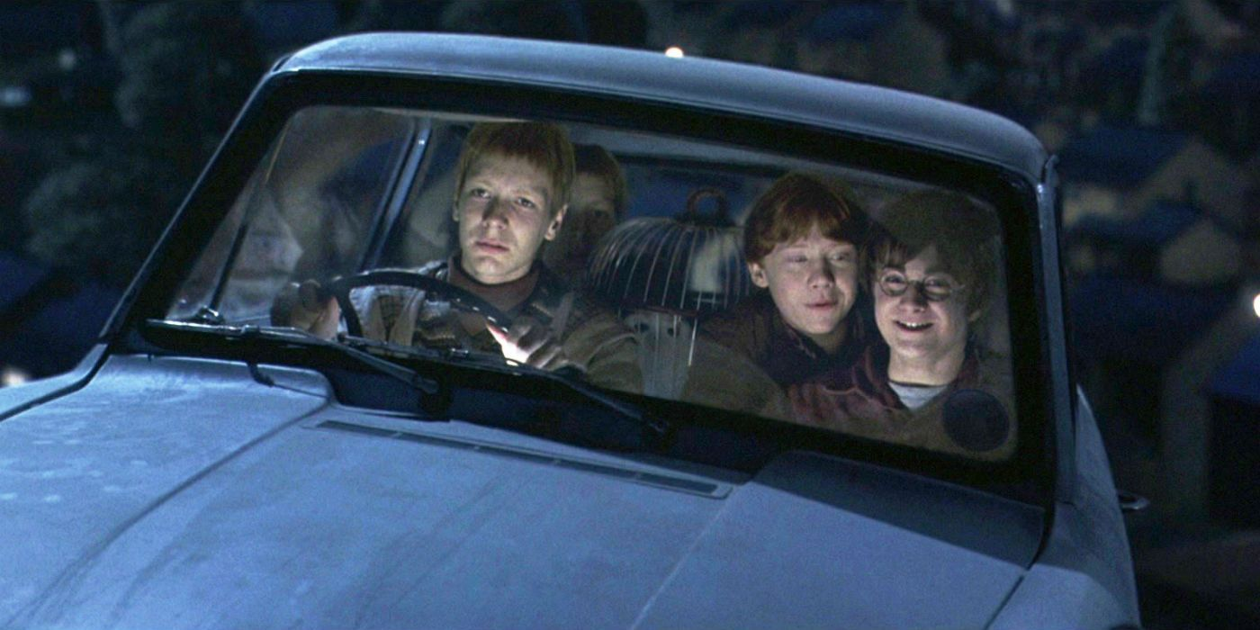 Harry Potter: 15 Times Harry Was Saved By His Friends