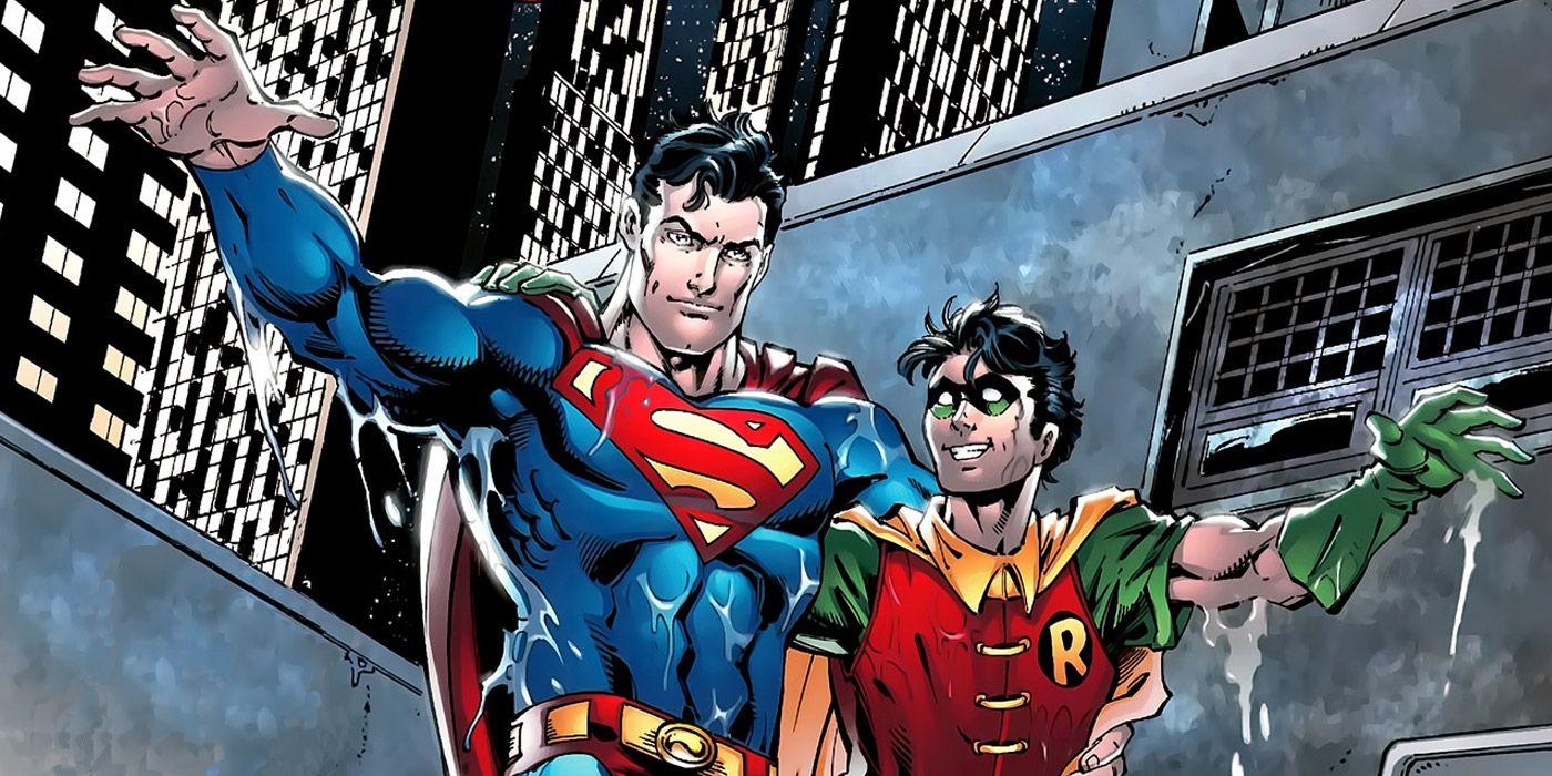 Every One Of Supermans Sidekicks Ranked
