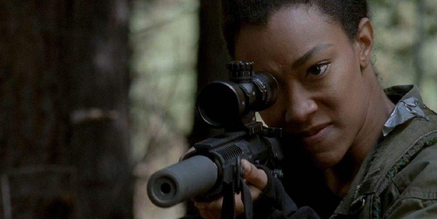 Walking Dead Sasha