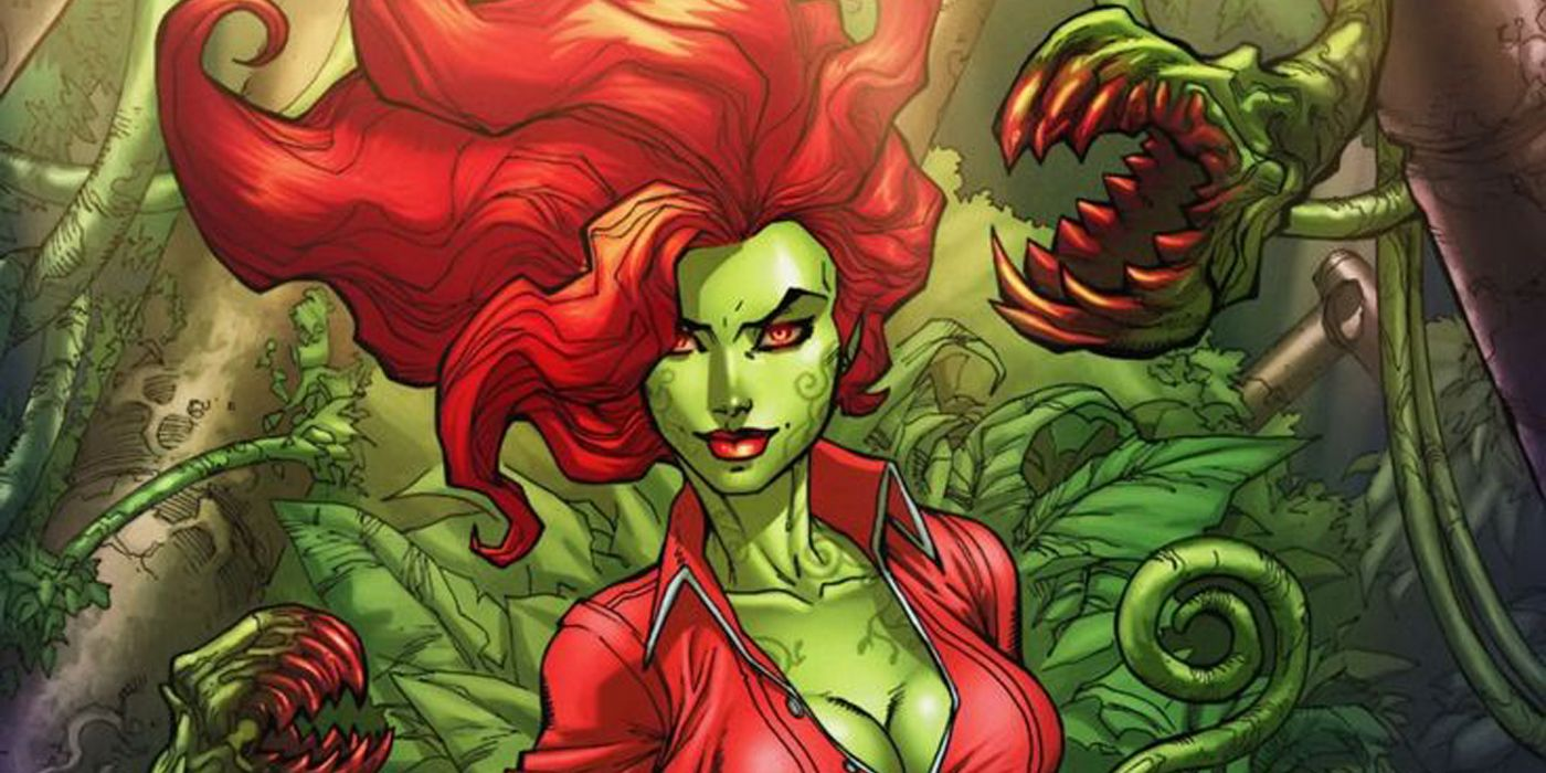 gotham 15 powers you didn t know poison ivy had screenrant