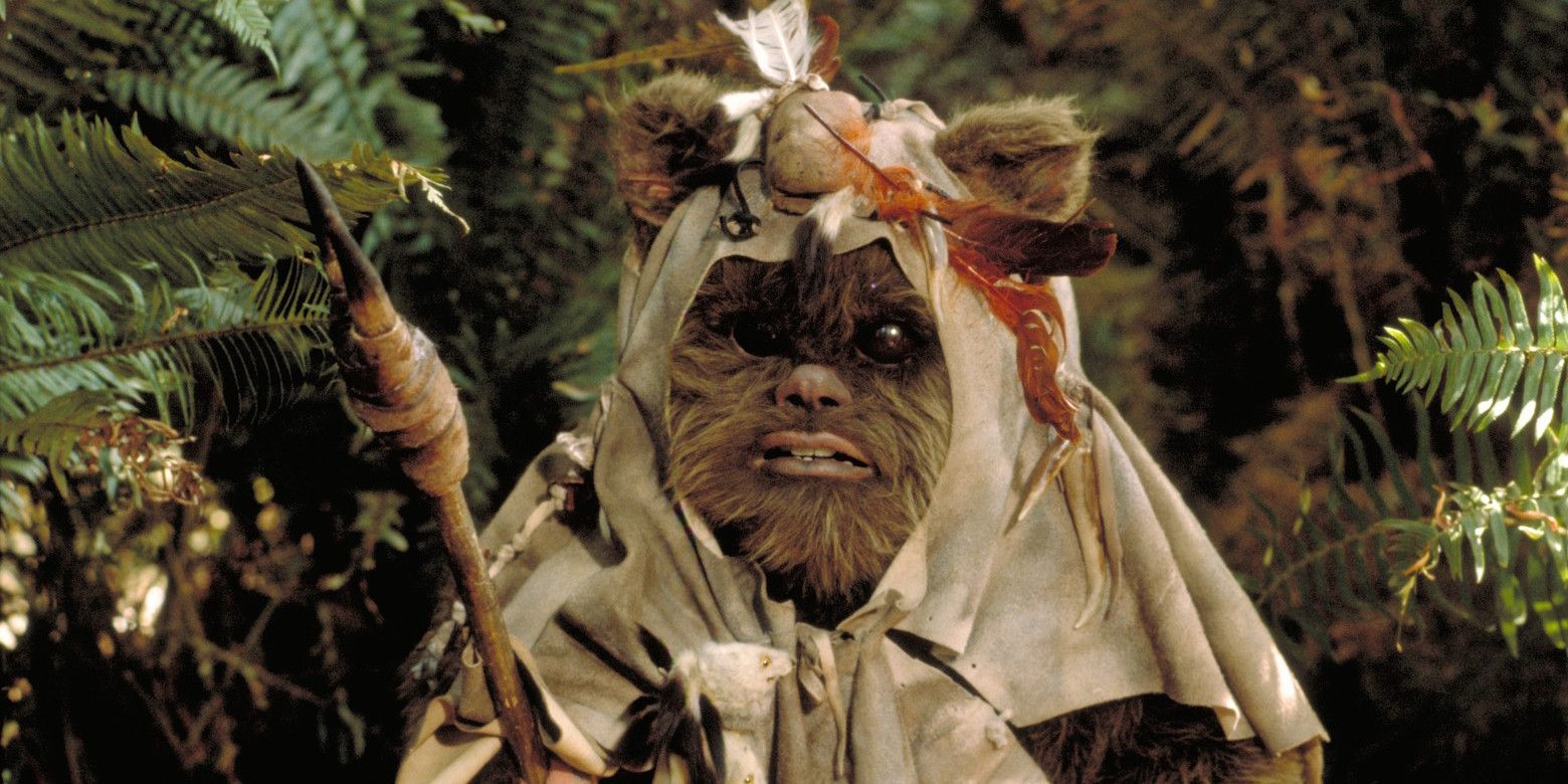 Star Wars 15 Things You Didnt Know About Ewoks Screenrant