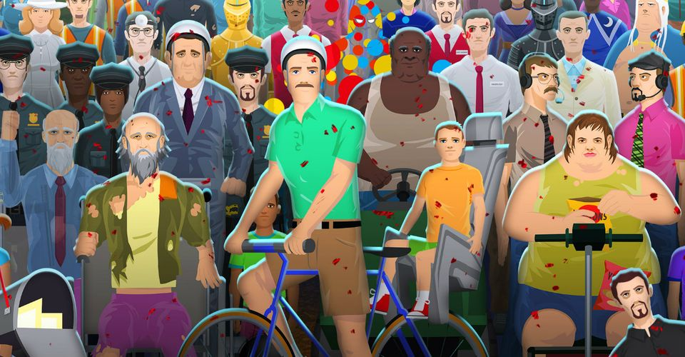 Youtube Let S Play Sensation Happy Wheels Gets Its Own Series