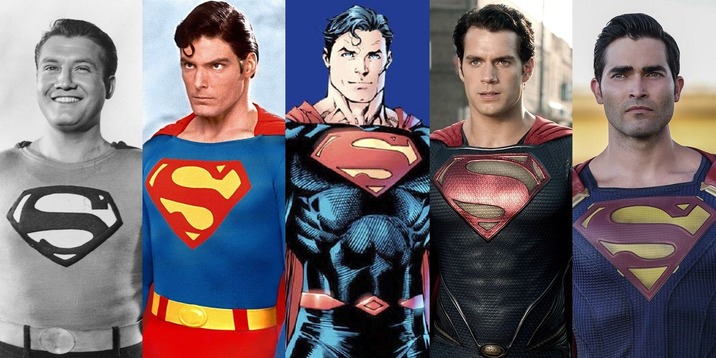 Superman The Key Differences Between Live Action Adaptations And