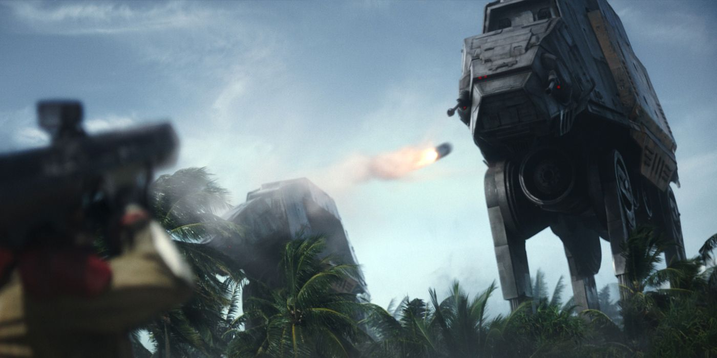 Star Wars: Rogue One International Trailer - All Paths Have Become One
