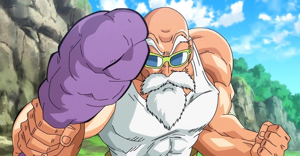 Dragon Ball Master Roshi S Real Age How He S Lived So Long