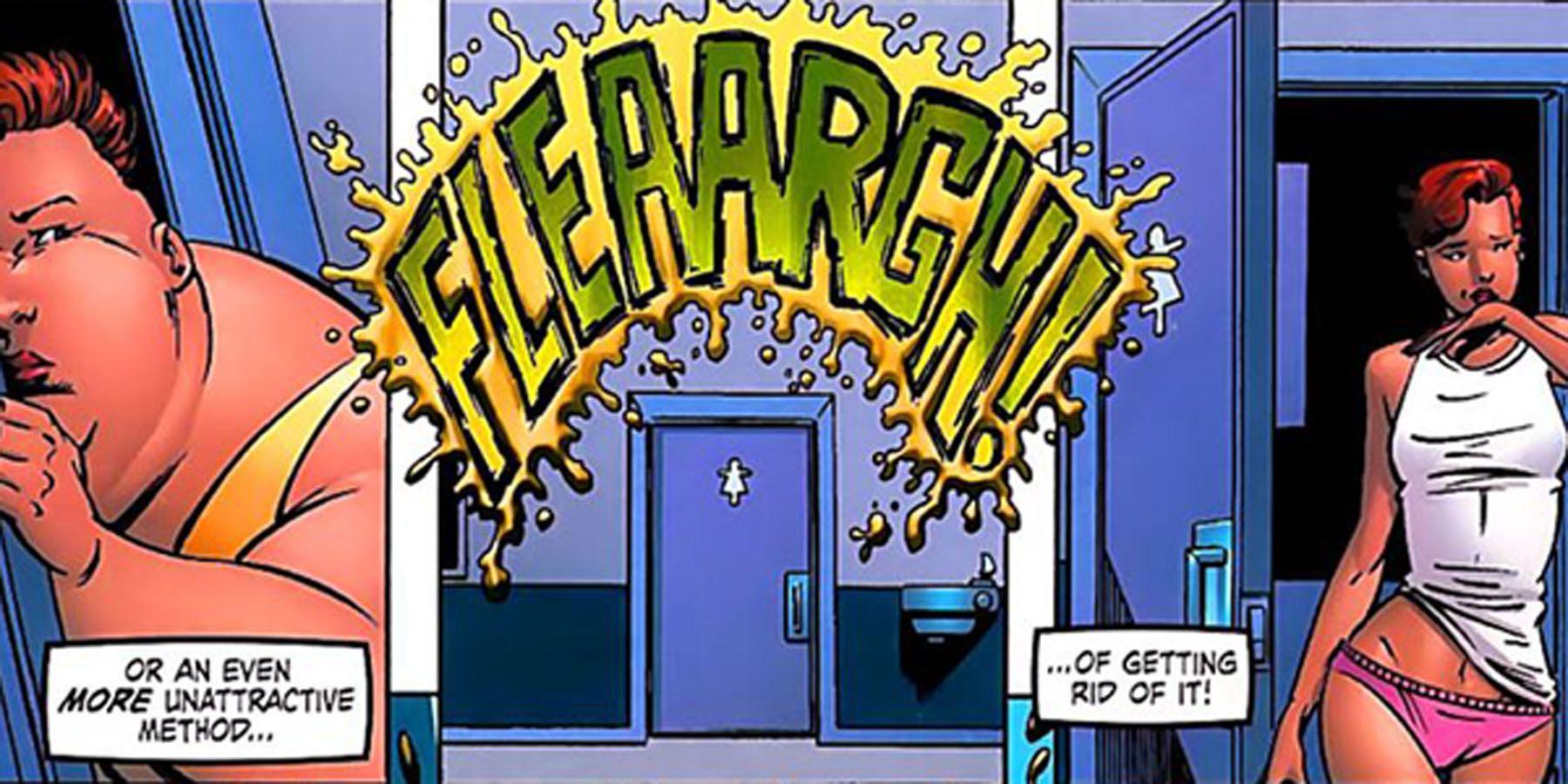 Znalezione obrazy dla zapytania big bertha comics