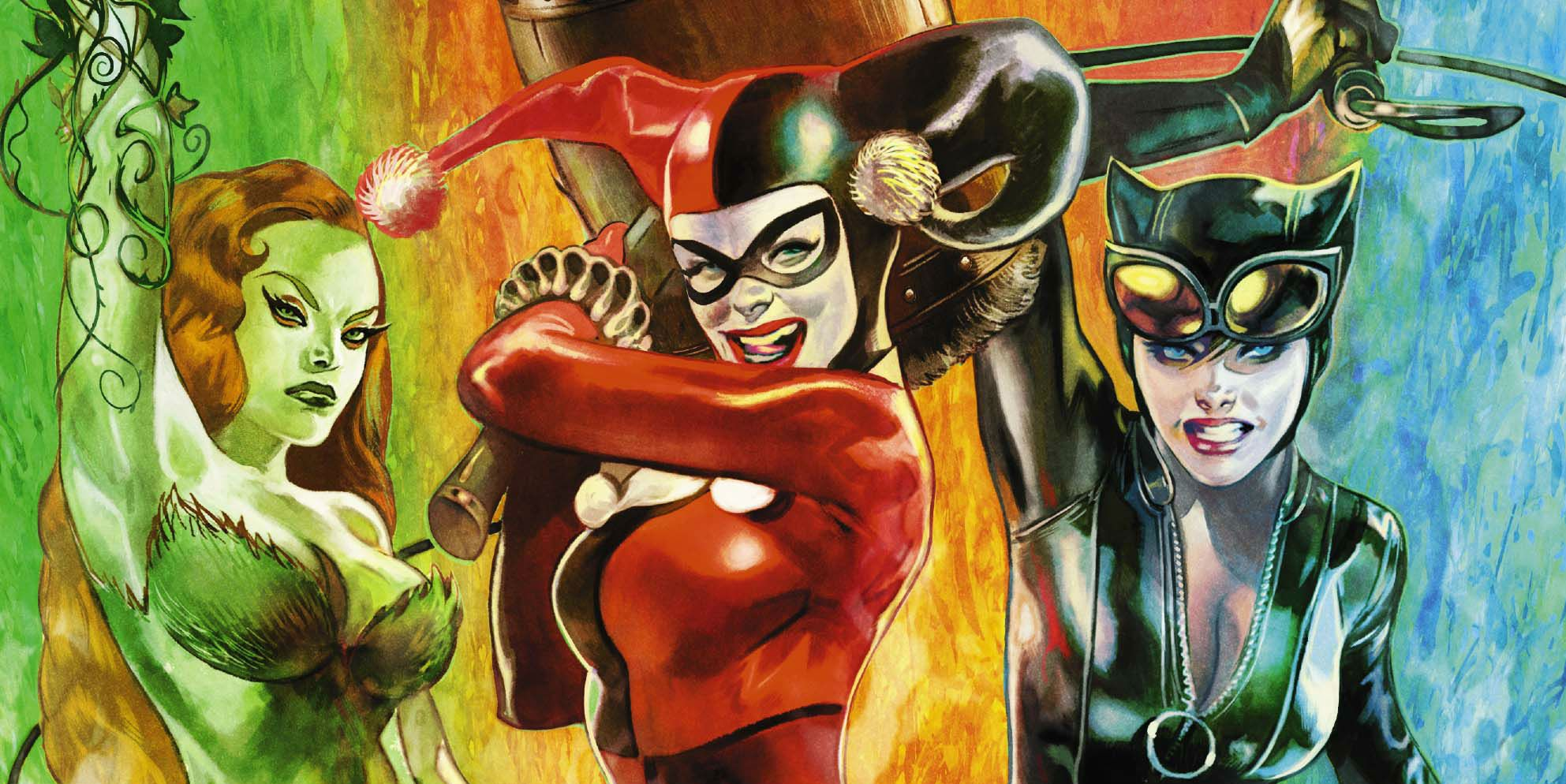 f1d7fe653f09 Who Are DC s Gotham City Sirens