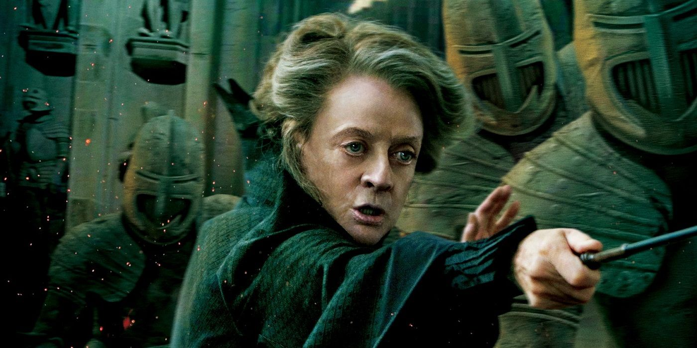 Harry Potter: 15 Things You Never Knew About McGonagall