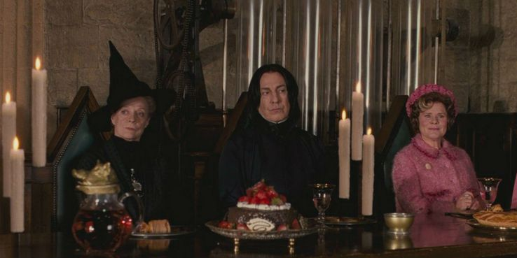 Harry Potter: 10 Facts About Snape Left Out Of The Movies