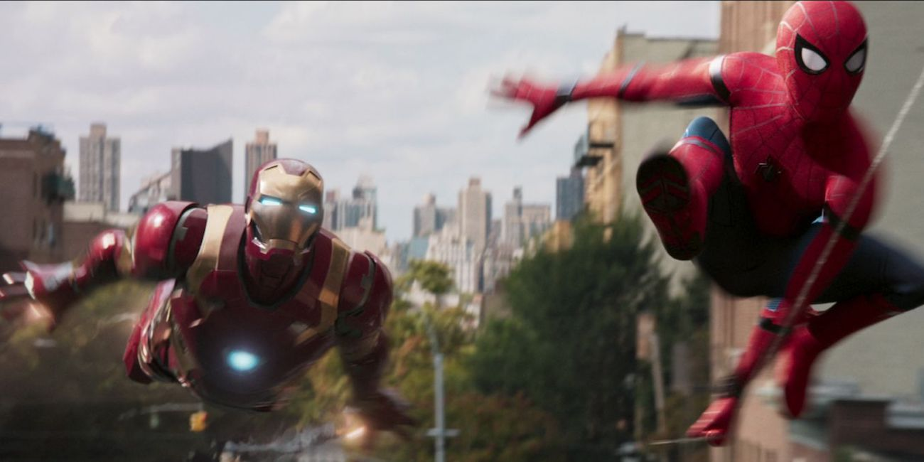 Spider-Man And Iron Man: 11 Times They Teamed Up (And 6
