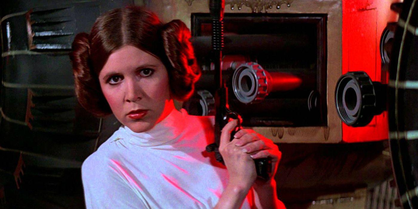 Violinist Plays 20-Part Princess Leia Star Wars Theme During Quarantine