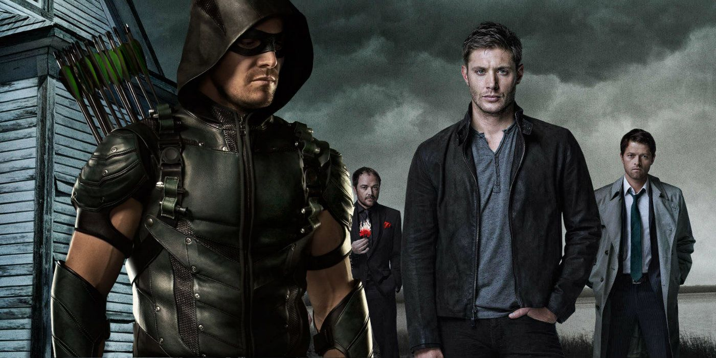 Arrow Star Wants A Crossover With Supernatural | ScreenRantSupernatural