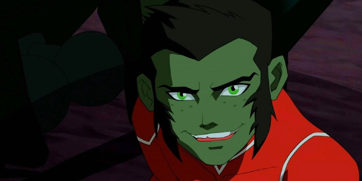 beast boy confirmed for titans tv series screenrant