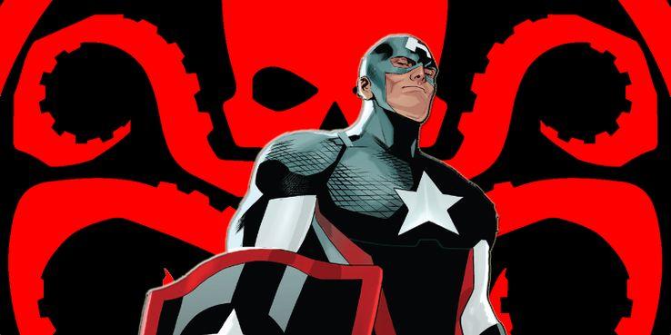 Marvel Reveals Captain America Was ALWAYS Evil | ScreenRant