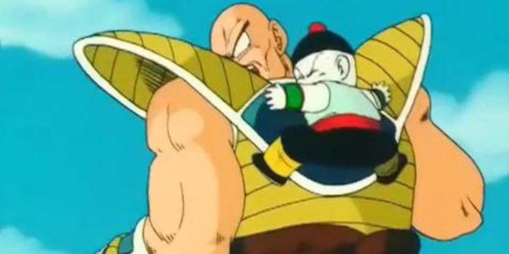 Chiaotzu Using Farewell Mr. Tien on Nappa in Dragon Ball Z.jpg?q=50&fit=crop&w=740&h=370&dpr=1 - DARLING in the FRANXX Merch