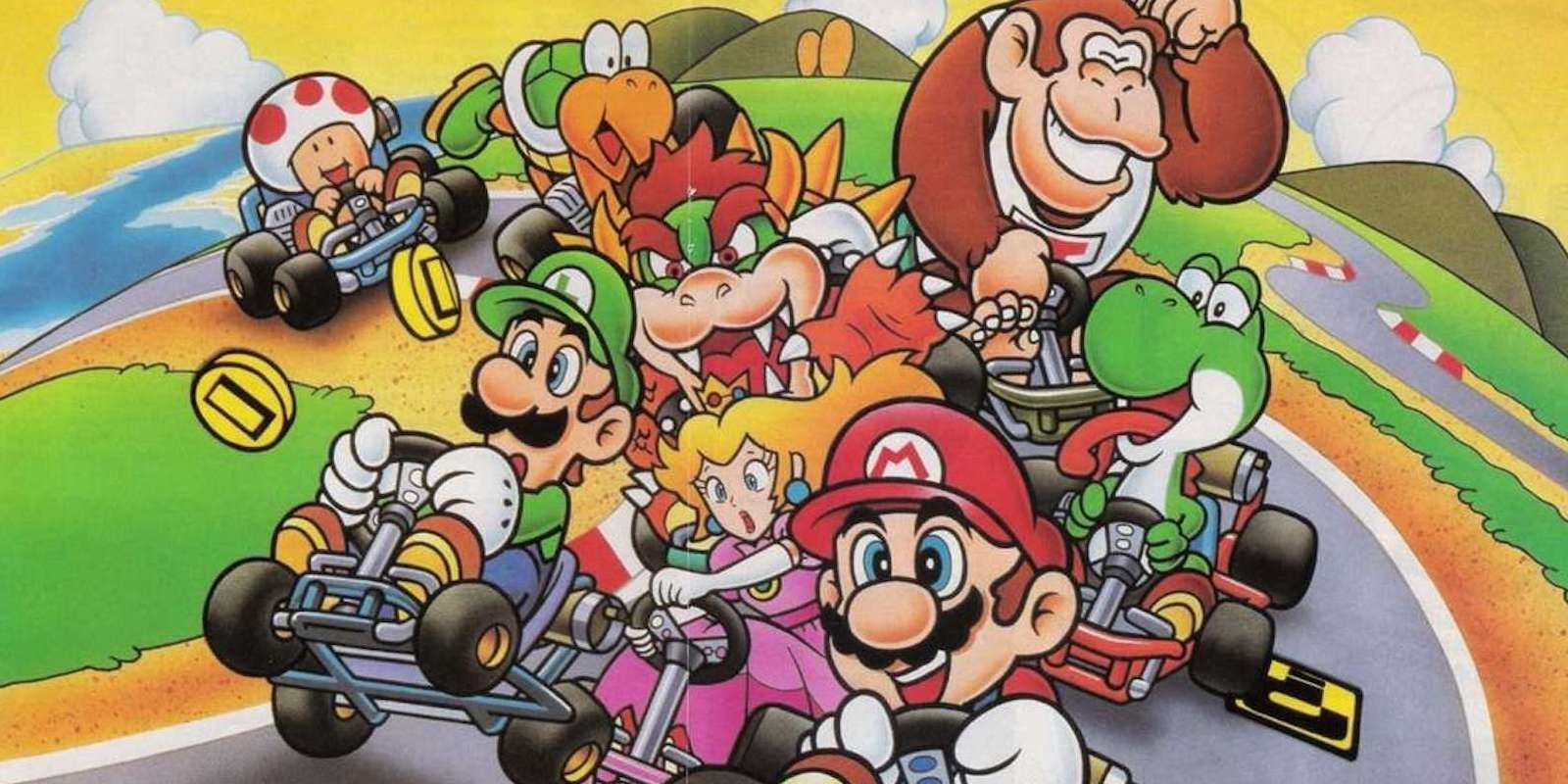 17 Things You Never Knew About Super Mario Kart | ScreenRant