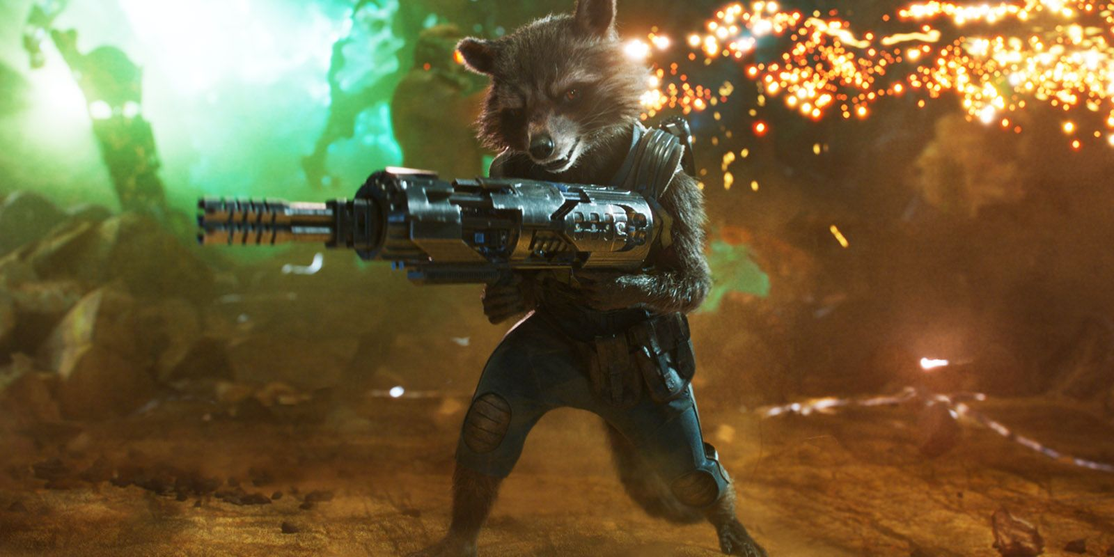 James Gunn Excited To Finish Rocket's Arc In Guardians of