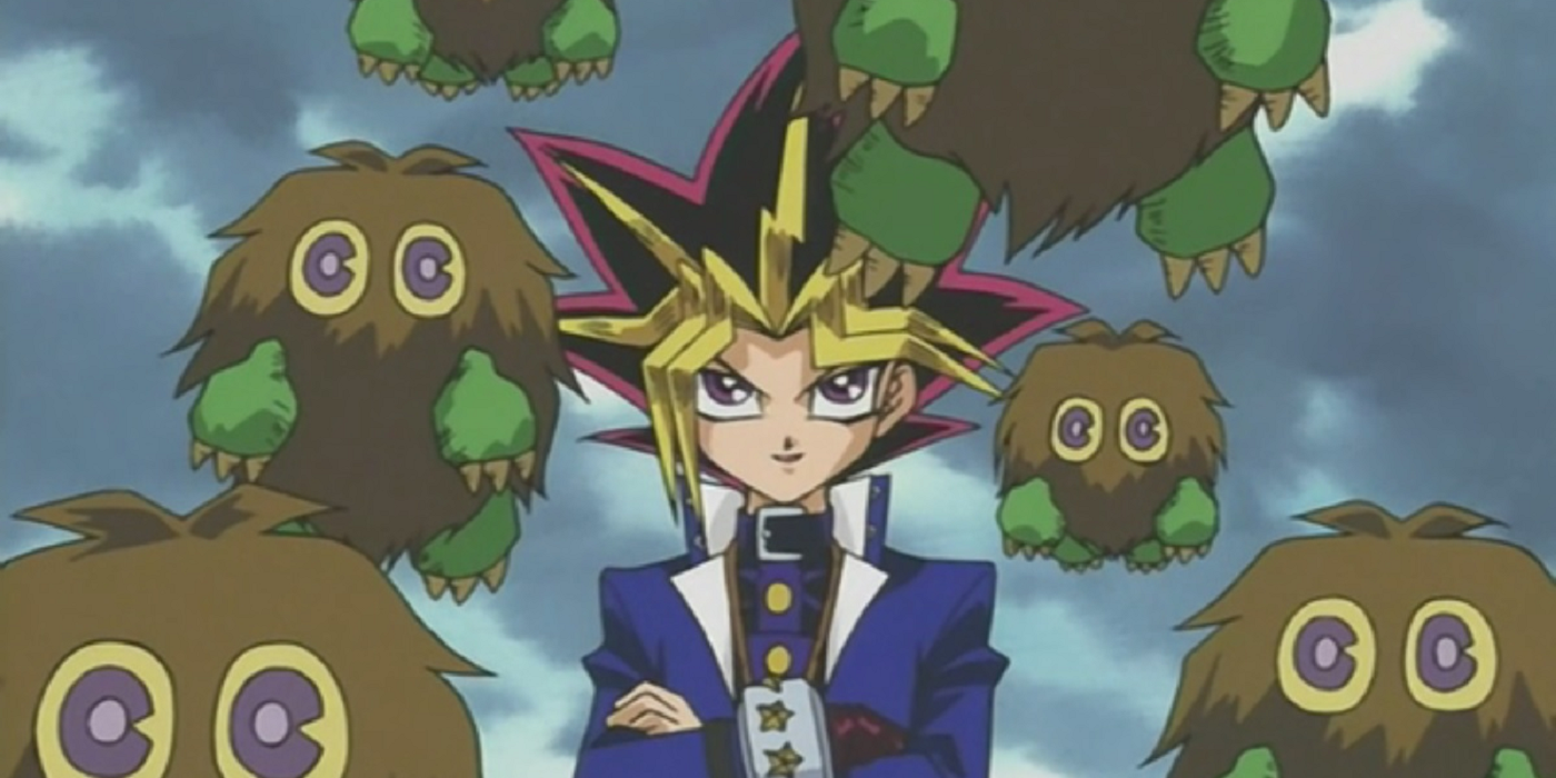 Yu Gi Oh Cards That Had To Be Banned Screenrant