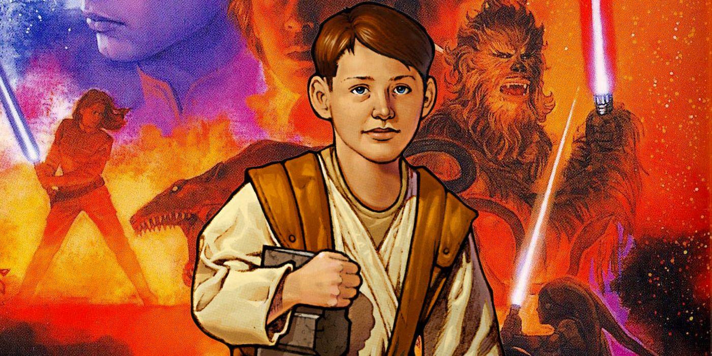 Star Wars: Como os três filhos de Han e Leia morreram em Star Wars Legends 1