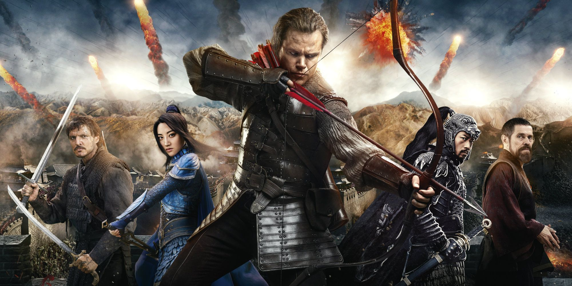 The Great Wall Review Screen Rant