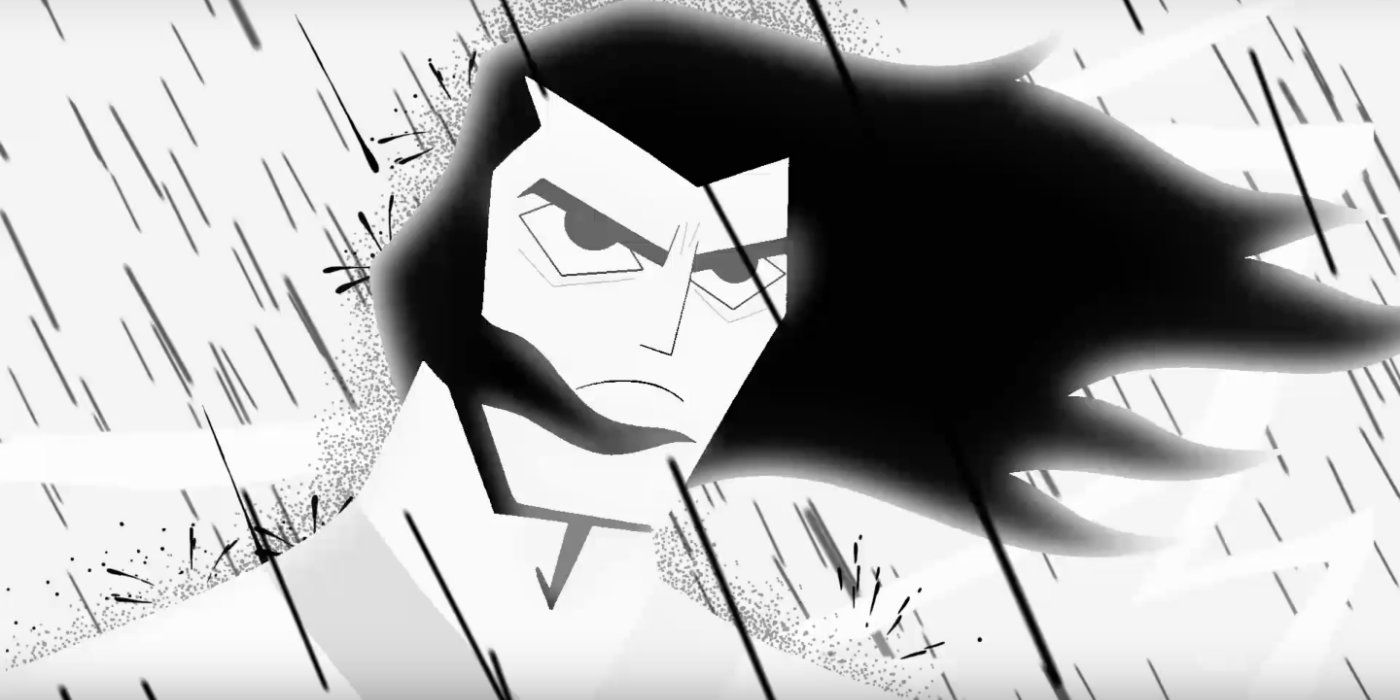 15 Things You Didnt Know About Samurai Jack Screenrant