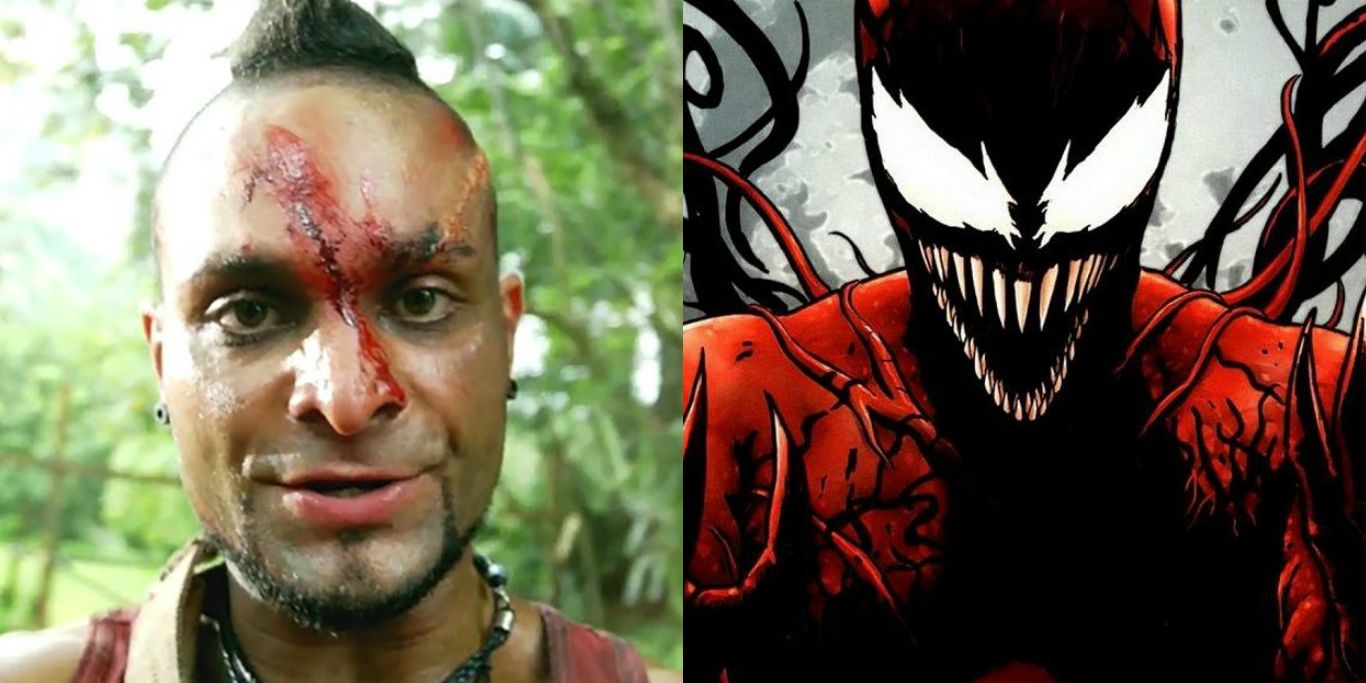 15 Actors Who Could Play Carnage in Venom | ScreenRant