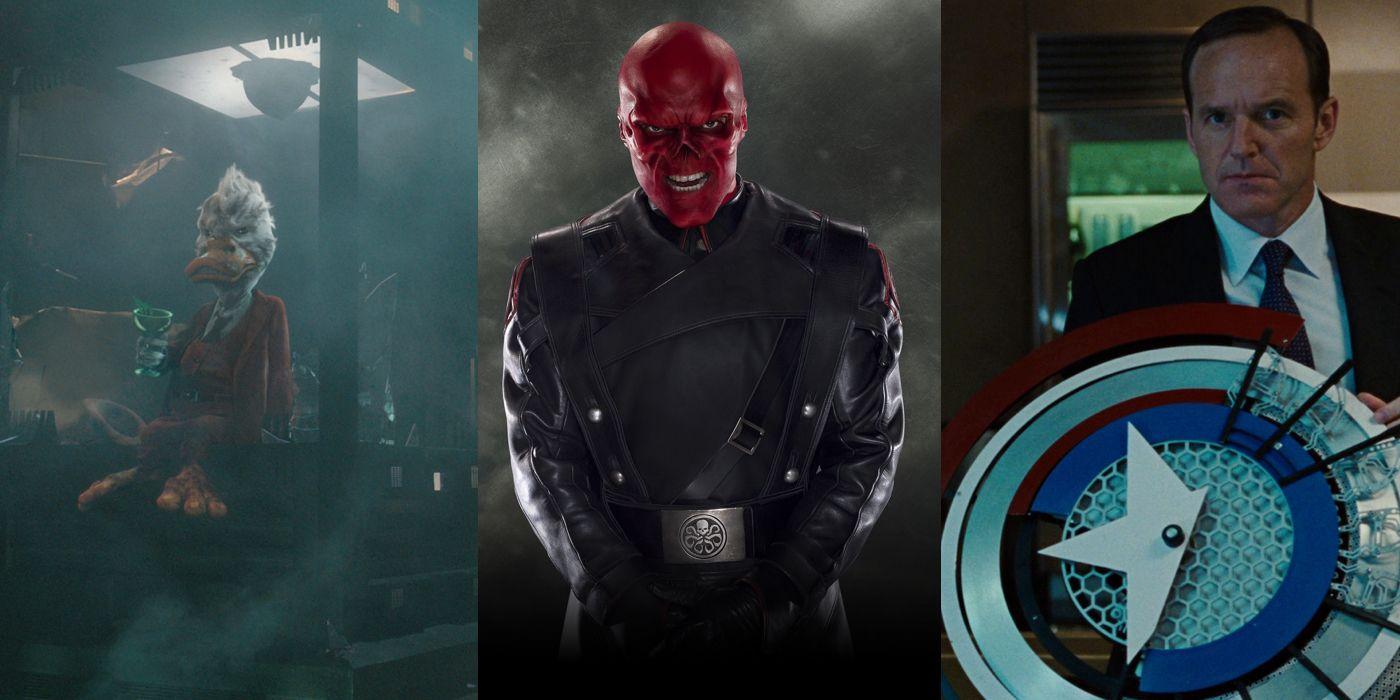 avengers infinity war red skull