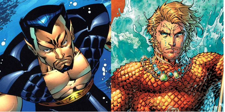 Namor Movie What Marvel Can Do With Their Aquaman Screenrant