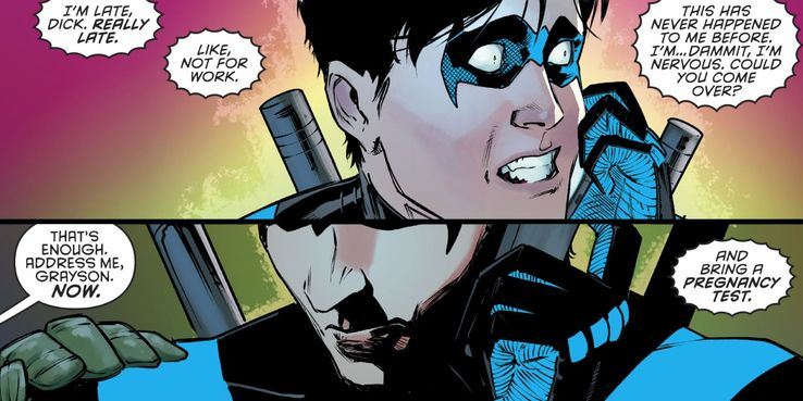 Nightwing Just Dropped a Bombshell on Batman Fans | ScreenRant