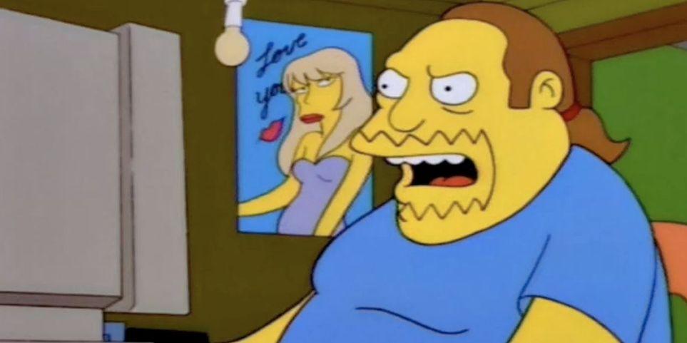 Os Simpsons: 10 coisas que você não sabia sobre o Cara Dos Quadrinhos 2