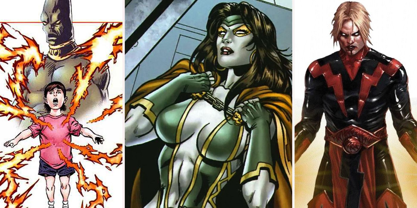 Things You Didn't Know About Gamora | ScreenRant