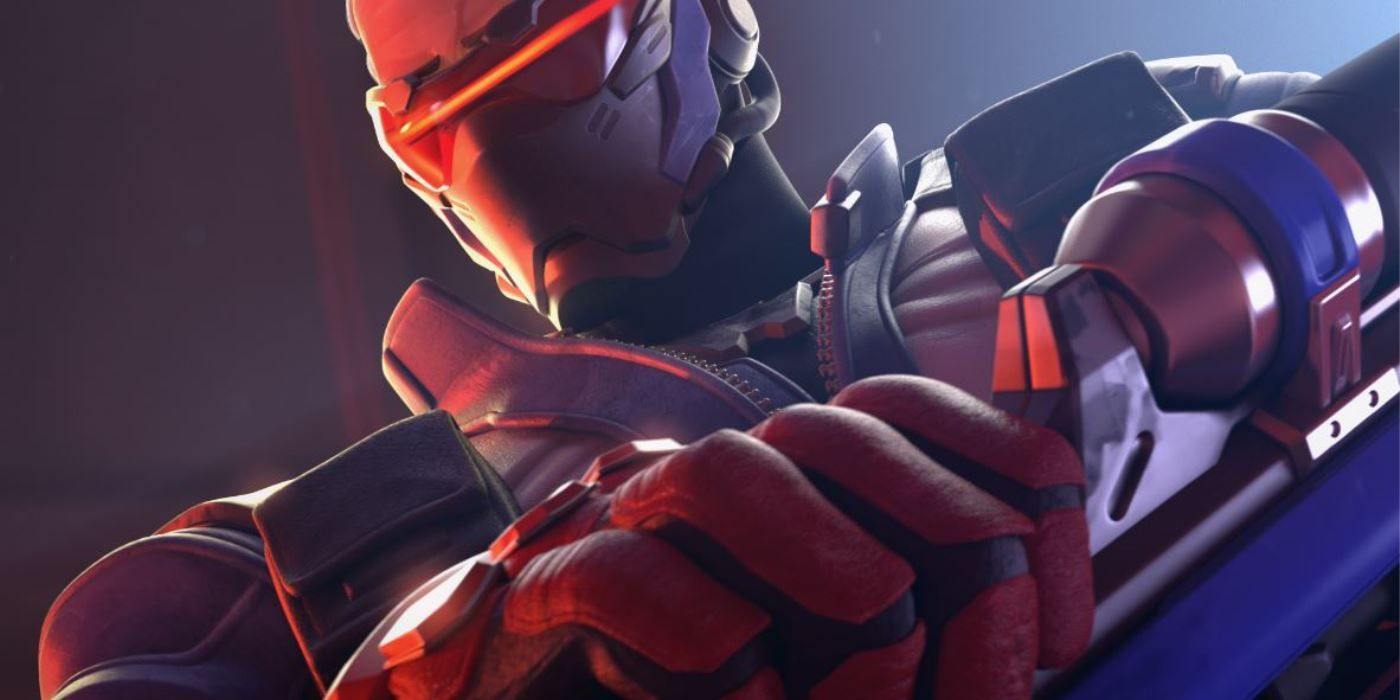 Overwatch Soldier 76 - Free Game Cheats