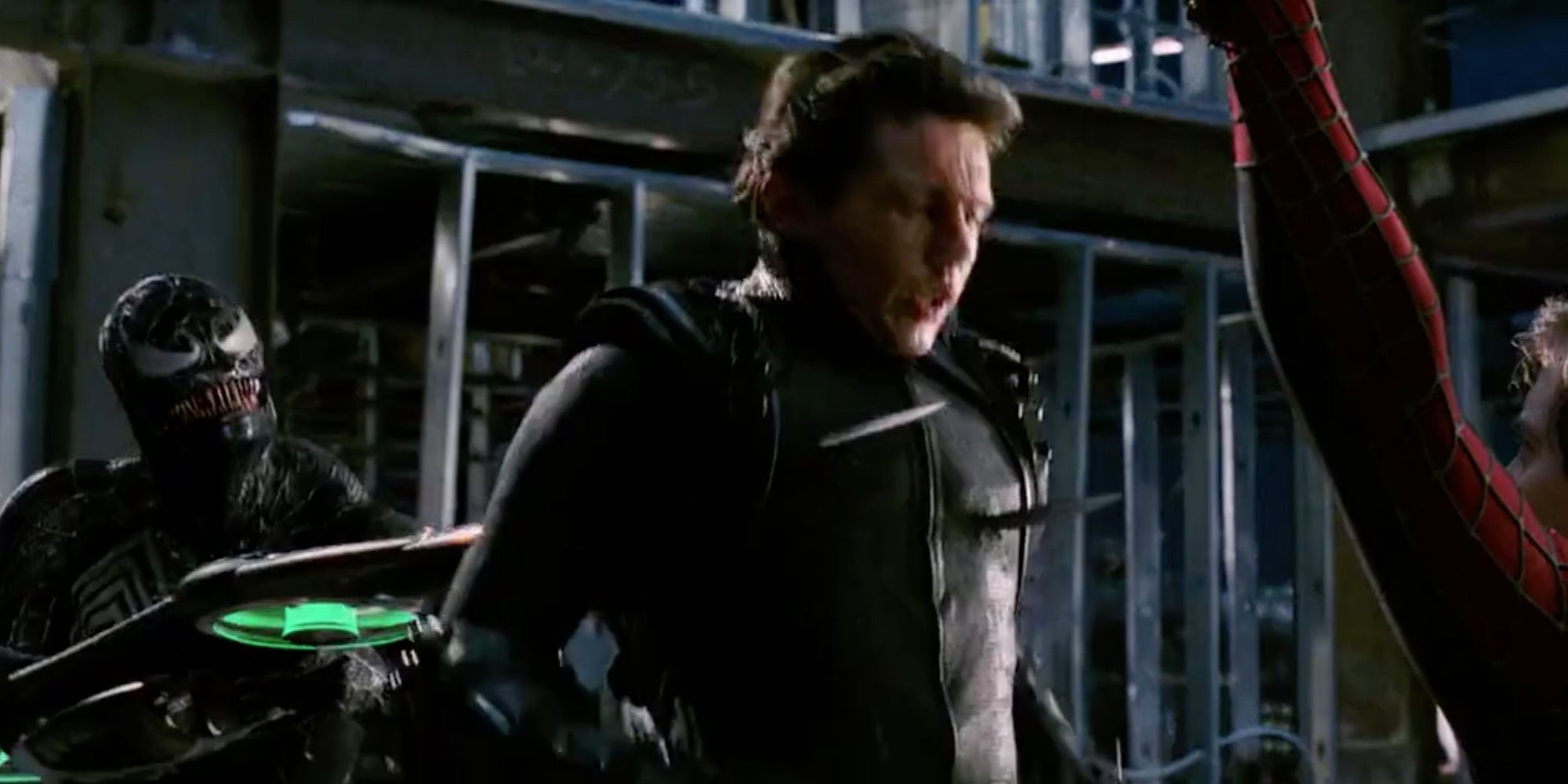 People venom has killed screenrant - Et spider man ...