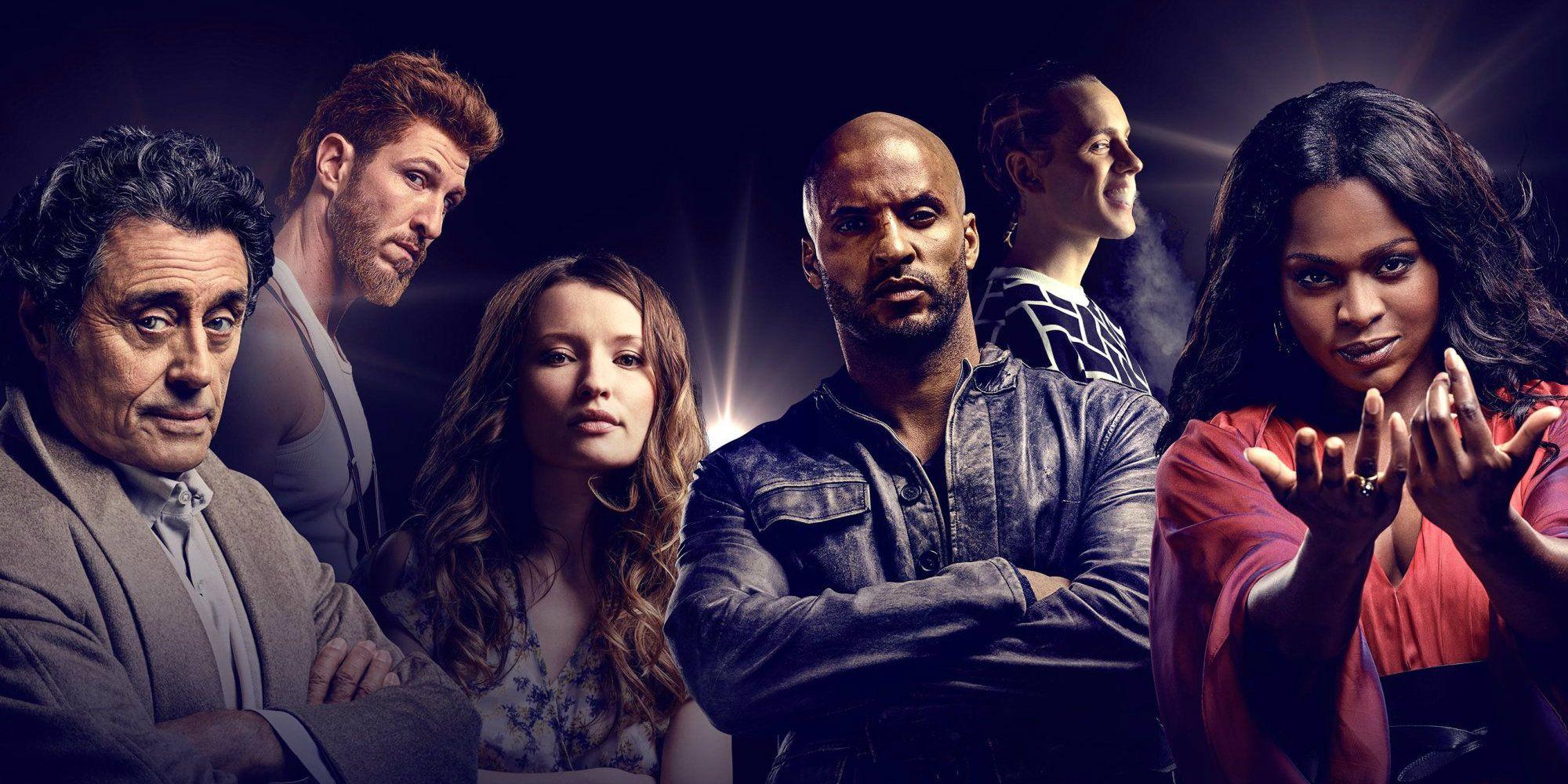 American Gods: Book Vs  TV Show | ScreenRant