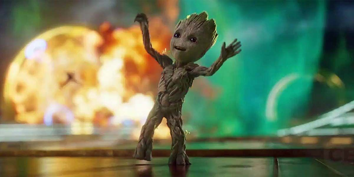 Guardians Of The Galaxy Groot S Best Moments Screenrant
