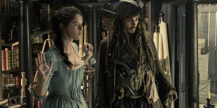 Todos os filmes de Piratas do Caribe ranqueados do melhor para o pior 1