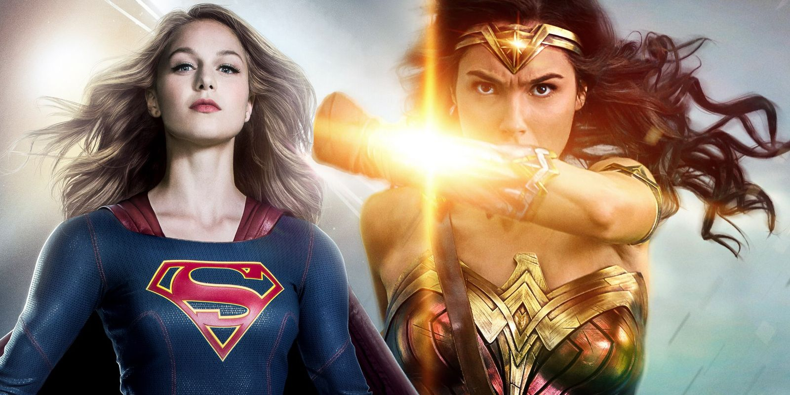 Wonderwoman Live Wallpaper: Wonder Woman Promo On Supergirl Finale