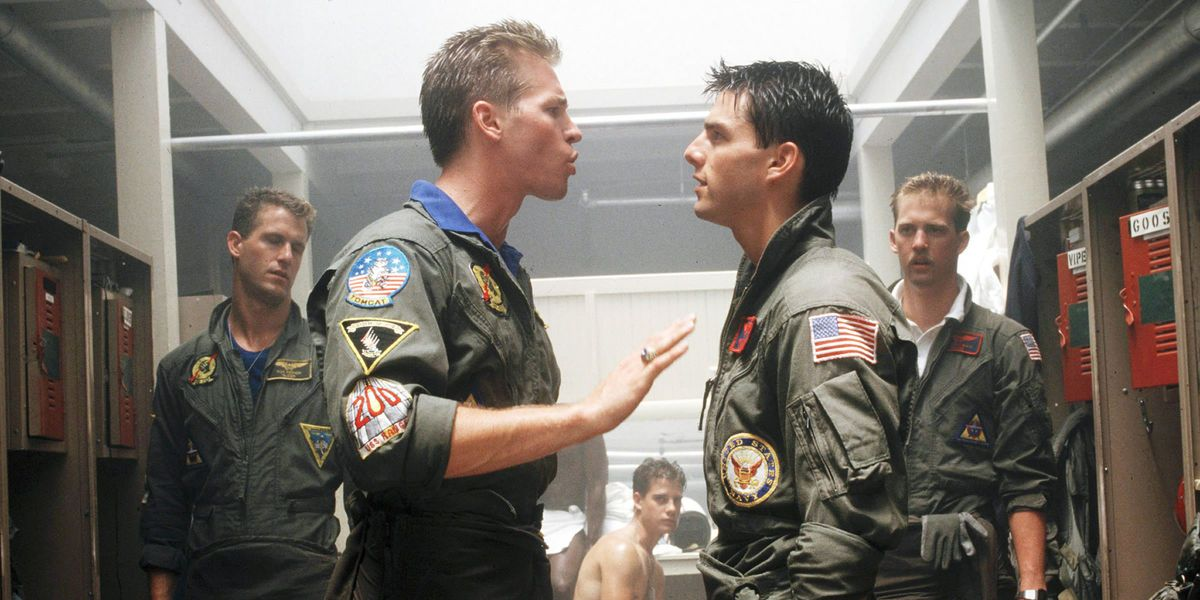 Val Kilmer Wants to Board Top Gun 2 | Screen Rant