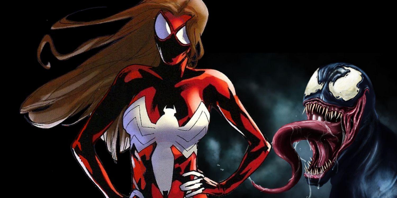 Should the venom movie feature spider woman screenrant