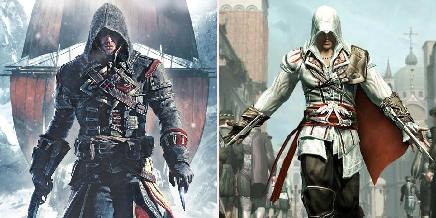 Assassin S Creed Every Assassin Ranked Screenrant